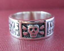 Solid Sterling silver Masonic ring - 2341