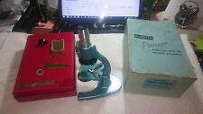 Vintage Mikroskop aus Britex Pionier II ~ mag = x50-x350