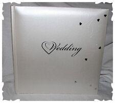 Wedding Photo Album Boxed  Traditional interleaved present  #4