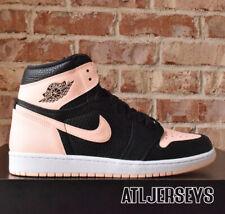 a33fc8c03c59 Nike Air Jordan 1 Retro High OG Crimson Tint Black Pink 555088-081 Size