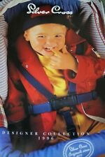 Silver Cross 1996 Vintage  pram catalogue ; Copy from my archive original