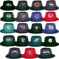 NFL Bucket Boonie Hat All 32 Football Teams Lightweight *We Sell Quality Hats*