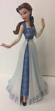 Disney Showcase Couture de Force Beauty & the Beast BELLE in Blue Dress Figurine