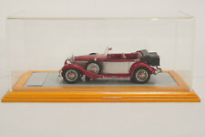 Ilario Mercedes Benz 500K Tourenwagen 1935 Grey/Red sn113663 IL43090