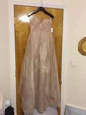 Bride By Sarah Seven Wedding Dress Size Four New With Tag