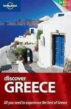 """""""VERY GOOD"""" Miller, Korina, Discover Greece (Lonely Planet Country Guides), Book"""