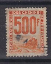 France année 1944-47 timbre pour colis postaux petits colis  N°25 obl réf 5750