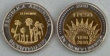 Argentinien / Argentina 1 Pesos 2010 p156 unz.
