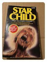 Star Child by Fred Mustard Stewart (Paperback 1980)