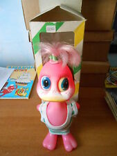 CARLOTTA mascotte televisiva RAI fantastico 6 - 1985 ed.VEGA - altezza 30 cm.