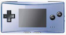 Nintendo Game Boy micro Launch Edition Blue Handheld System