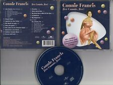 CONNIE FRANCIS Jive Connie Jive! Ihre Grossen Erfolge CD POLYDOR GERMANY