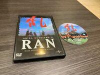 Ran AKIRA KUROSAWA DVD+Libretto