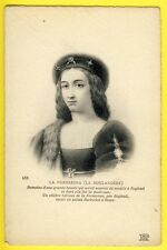cpa Gravure LA FORNARINA Romaine Modèle du PEINTRE RAPHAEL Palais BARBERINI