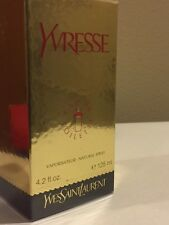 Yvresse by YSL EDT 4.2oz Spray NIB Old Formula SEALED