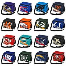 NFL Big Logo 12 Pack Cooler Bag - Pick Your Team - FREE SHIPPING