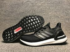 Adidas Ultra Boost 20 Core Black White Running Shoes EF1043 NEW Mens Sizes