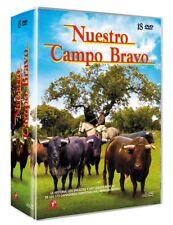 PELICULA  DIVISA HV  DVD  NUESTRO CAMPO BRAVO (GANADERÍAS ESPAÑOLAS)  NUEVO (...