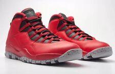 Nike Air Jordan Retro 10 30th Red Bulls over Broadway All Star Men's SZ 11 OBO