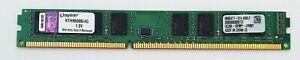 Kingston 4GB DDR3 1333MHz Low Profile Desktop PC RAM ~ Memory 240pin PC3-10600U