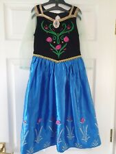 Frozen Anna Dress Up Costume Marks And Spencer Age 5-6