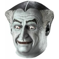 Grandpa Munster Mask The Munsters Adult Old Man Vampire Halloween Costume Acsry