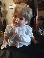 Porcelain Collectable Doll.Franklin Mint Series. Meet Miss Jenna