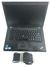 "Lenovo ThinkPad T430s 14"" i7 Core 3520M 2.90GHz 256GB SSD 8GB No OS w/AC #6227"