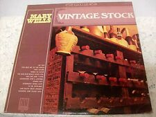 MARY WELLS ~ VINTAGE STOCK ~ 1967 MOTOWN MS-653 ~ STEREO