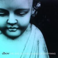 ELBOW - THE TAKE OFF AND LANDING OF EVERYTHING: CD ALBUM (March 10th, 2014)