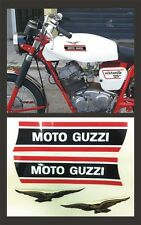 Moto Guzzi Stornello 125 1972 - adesivi/adhesives/stickers/decal