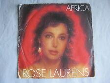 Rose Laurens - Africa – Le cœur chagrin