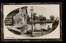Middlesex TWICKENHAM Ferry 1911 RP PPC