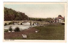 Pooley Bridge - Photo Postcard c1910 / Penrith