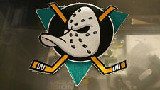 1993-2005 ANAHEIM MIGHTY DUCKS NHL HOCKEY iron patch free shipping!!!