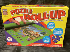 MASTER PIECES PUZZLE ROLL UP STORAGE 36X30 MAT TELESCOPING CARDBOARD TUBE