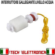 Sensore livello liquidi acqua interruttore galleggiante Arduino Raspberry