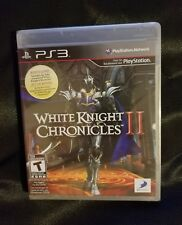 PS3 White Knight Chronicles II. Brand New. Free SHIPPING