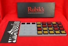 RUBIK'S ILLUSION - VINTAGE - 1989 MATCHBOX MIRROR STRATEGY GAME - FAB CONDIT!