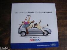 "Ford ""Der neue Ford Fiesta"" / CD-ROM, IAA 2001"