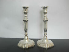 TIFFANY & Co Sterling Silver GERMANY Candlestick Candle Holder Set of 2