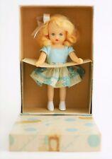 Vintage Nancy Ann Storybook Dolls - Big Sister Goes To Sunday School #64 In Box