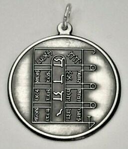 Regeneration Talisman Magie Anhänger Universal Amulett Messing Kupfer 30 mm