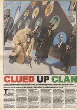 21/4/90Pgn46/47 Article & Picture(s) clued Up Clan X Clan On The Blackwatch Move