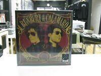 Bubbury & Calamaro LP+CD Spanisch Mano A Mano Hijos von Der Dorf 2015 Klappcover