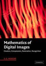Mathematics of Digital Images: Creation, Compression, Restoration, Rec-ExLibrary