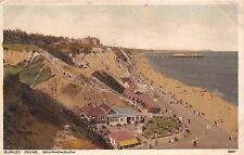 Bournemouth Dorset Uk Durley Chine~Salmon Gravure Style Postcard 1920s