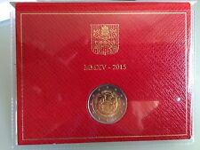 Moneta Commemorativa 2 Euro - VIII Incontro mondiale delle Famiglie - 2015