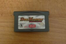NINTENDO GAMEBOY ADVANCE GBA GAME DUEL MASTERS SEMPAI LEGENDS