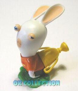 RAYMAN RAVING RABBIDS con coppa - personaggio in pvc 6 cm circa (Ubisoft) 29